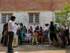 Delhi University admission: High cut-offs, overloaded website play spoilsport on first day
