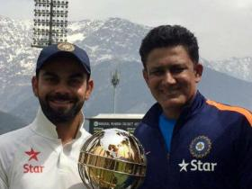 Anil Kumble's days as India head coach under cloud as BCCI invites applications for post