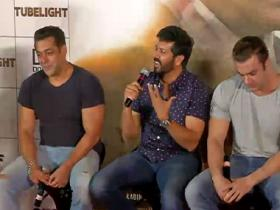 Tubelight: Salman Khan's film trailer shown to fans at launch before global release