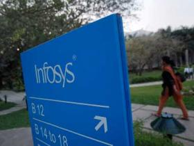 Infosys to consider proposal for share buyback in board meeting on Saturday, stock up nearly 4%