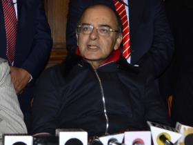 Revenue department's probes are source of data on black money, says Arun Jaitley