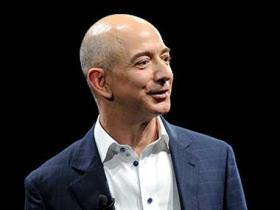 Amazon founder Jeff Bezos becomes world's richest person with net worth of $90.5 billion