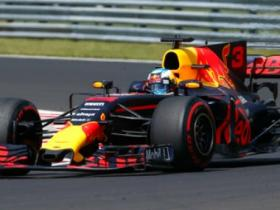 Hungarian Grand Prix: Daniel Ricciardo fastest in practice session, provides reminder of Red Bull's pedigree