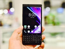 BlackBerry KEYone Limited Edition Black review: Great for BB fans, but others can give it a pass