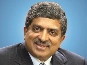 Infosys: Nandan Nilekani may be roped in as CEO, says report; shares rise 3%