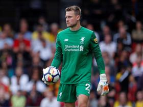Premier League: Liverpool goalkeeper Simon Mignolet says club is aware of their defensive problems