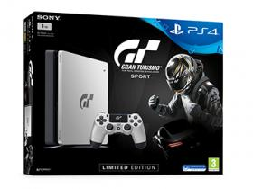 Sony has revealed a Limited Edition Gran Turismo Sport PlayStation 4 console and controller