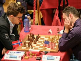 Isle of Man Open: Magnus Carlsen digs deep to eke out win, Viswanathan Anand forces a draw