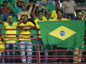 FIFA U-17 World Cup 2017: Enamoured by Socrates, enticed by Kaka-Neymar, Kerala embraces Brazil as its own