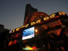 Muhurat trading: Sensex falls 194 points, Nifty 64 points as investors ring in Samvat 2074; banks drag