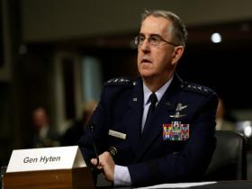 US nuclear commander John Hyten says he will resist 'illegal' Donald Trump order to launch weapons