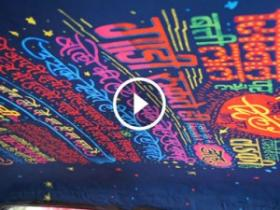 Watch: For art's sake, Mumbai kaali-peelis get a splash of colour