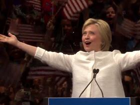 Watch: Hillary Clinton has a burning ambition and resilience to match
