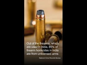 Watch: How does India's gun control laws affect the homicide rate?