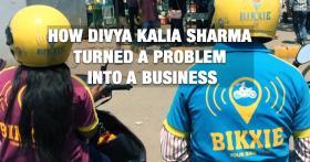 Watch: Bike taxis could change the way Delhi's women commute