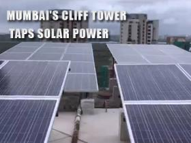 Watch: Mumbai housing society taps into solar power, saves Rs 5 lakh a year