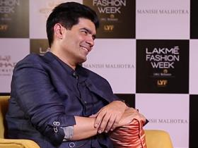 Manish Malhotra on his journey and first virtual reality show at Lakme Fashion Week 2016