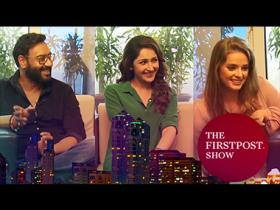 Shivaay's cast: Ajay Devgn, Sayyeshaa Saigal and Erika Kaar on The Firstpost Show