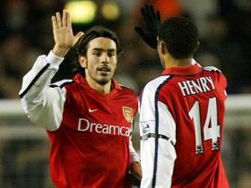 'I touched the sky with Arsenal in 2001/02': Robert Pires on his highs, Henry, and lucky underpants