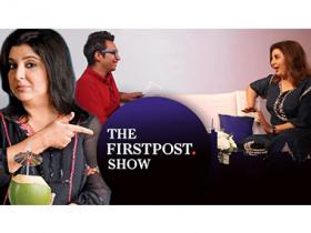 The Firstpost Show: Farah Khan gets candid about besties, tummy tucks and Bollywood