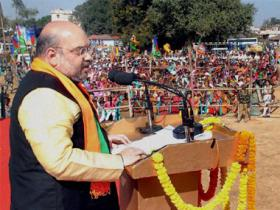 Madhya Pradesh farmers being 'instigated' by Congress to protest, says Amit Shah