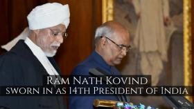 Ram Nath Kovind takes oath: In inaugural speech, president outlines vision for India as world leader