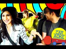 Caraoke: The cast of Lipstick Under My Burkha belt songs from their movie while on the road