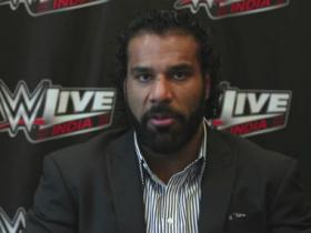 Watch: WWE Champion Jinder Mahal reveals his opponent for live event in India, relives 'Attitude Era' and more