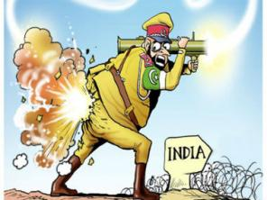 Adding 'spine' to Pakistan policy: How political cartoons depicted Indian Army's surgical strikes
