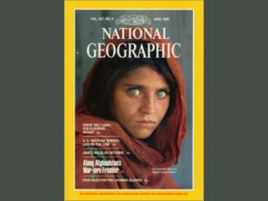 National Geographic's famed 'Afghan Girl' arrested in Pakistan for possessing fake documents