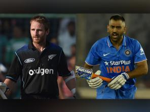 India vs New Zealand, live scores and updates, Ranchi ODI: Kohli departs for 45; Dhoni arrives