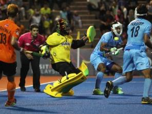 Asian Champions Trophy 2016: Ten-man India steal win against Malaysia courtesy Akash Chikte's heroics