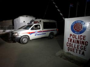 Quetta terror attack: Over 60 killed in deadly assault on Pakistan's police academy