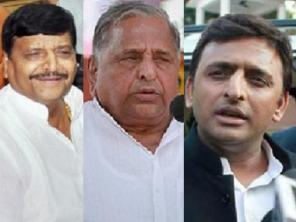 Uttar Pradesh: The who's who of the Yadav clan caught in the Samajwadi Party feud