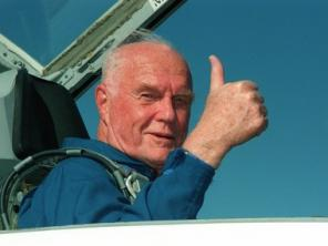 John Glenn, first American to orbit Earth passes away at 95