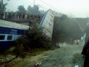Kanpur train accident: Here's a list of rail mishaps across India in 2016