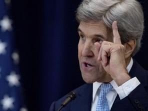 Kerry warns Israel settlements threaten democracy; Netanyahu says Israelis don't need to be lectured