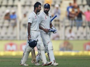 India vs England, 4th Test: Ashwin-Jadeja, Pujara-Vijay shine, but hosts not out of danger yet