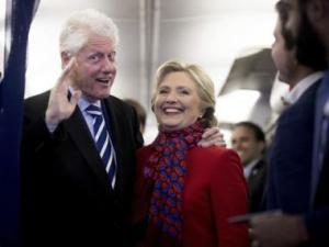 US election 2016: What will we call Bill if Hillary Clinton wins? First gentleman?