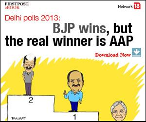 Delhi polls 2013: BJP wins, but real winner is AAP