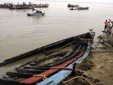 13 killed after boat capsizes in a lake in Andhra Pradesh's Anantapur dist