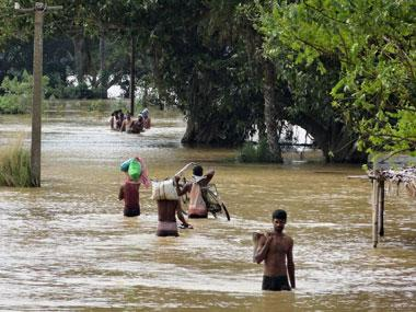 Odisha floods: Major rivers in full spate, Met dept warns of heavy rain in next 24 hours