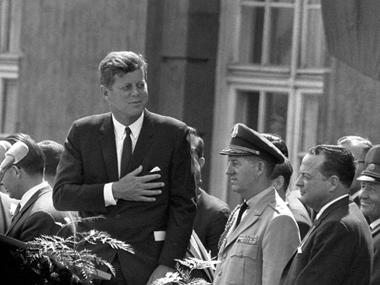 Donald Trump to release final batch of classified files on John F Kennedy's assassination