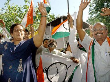 NCP changes stance in 2 days, snaps ties with Congress ahead of Gujarat Assembly polls, says party wasn't serious about alliance