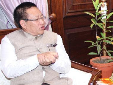 TR Zeliang will face trust vote tomorrow to prove majority in Nagaland Assembly