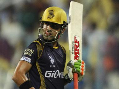 IPL 2017: Kolkata Knight Riders confident of chasing down any target, says Gautam Gambhir
