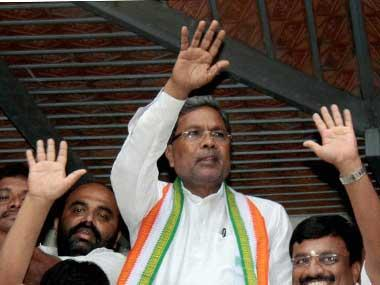 BJP files complaint with ACB against Siddaramaiah, says Karnataka CM illegally denotified land, caused Rs 300 cr loss