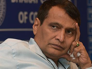 Utkal Express derailment: Suresh Prabhu must act against Railways Board, punishing one member achieves little