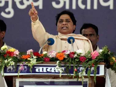 Mayawati accuses Modi of misusing BR Ambedkar's name; says BJP's OBC, Dalit leaders are RSS' 'bonded labourers'