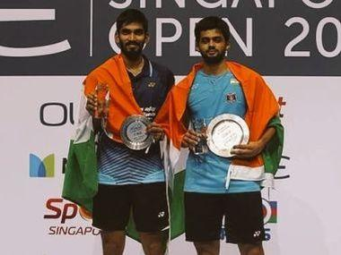 World Badminton Championships 2017: A look at the Indian contingent's singles division in graphics